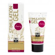 Shiatsu Stimulation Gel - Cherry